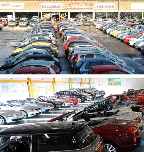 Used Cars For Sale In Peterborough & Cambridgeshire: Carworld